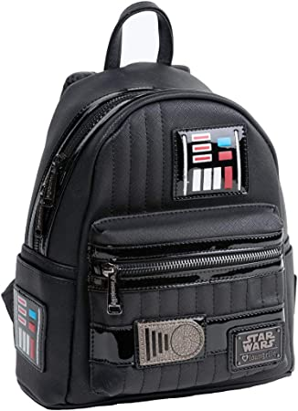 Official Loungefly x Star Wars Darth Vader Mini Faux Leather Backpack