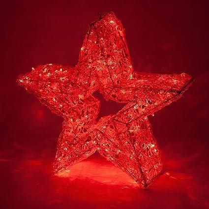 wintergreen lighting 3d led giant christmas star christmas outdoor decoration outdoor christmas led star