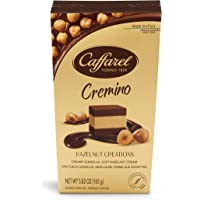 Caffarel Chocolate Truffles Cornet Pralines - Hazelnut Creations Piemonte Hazelnuts and Milk Chocolate Pralines 5.82 OZ…