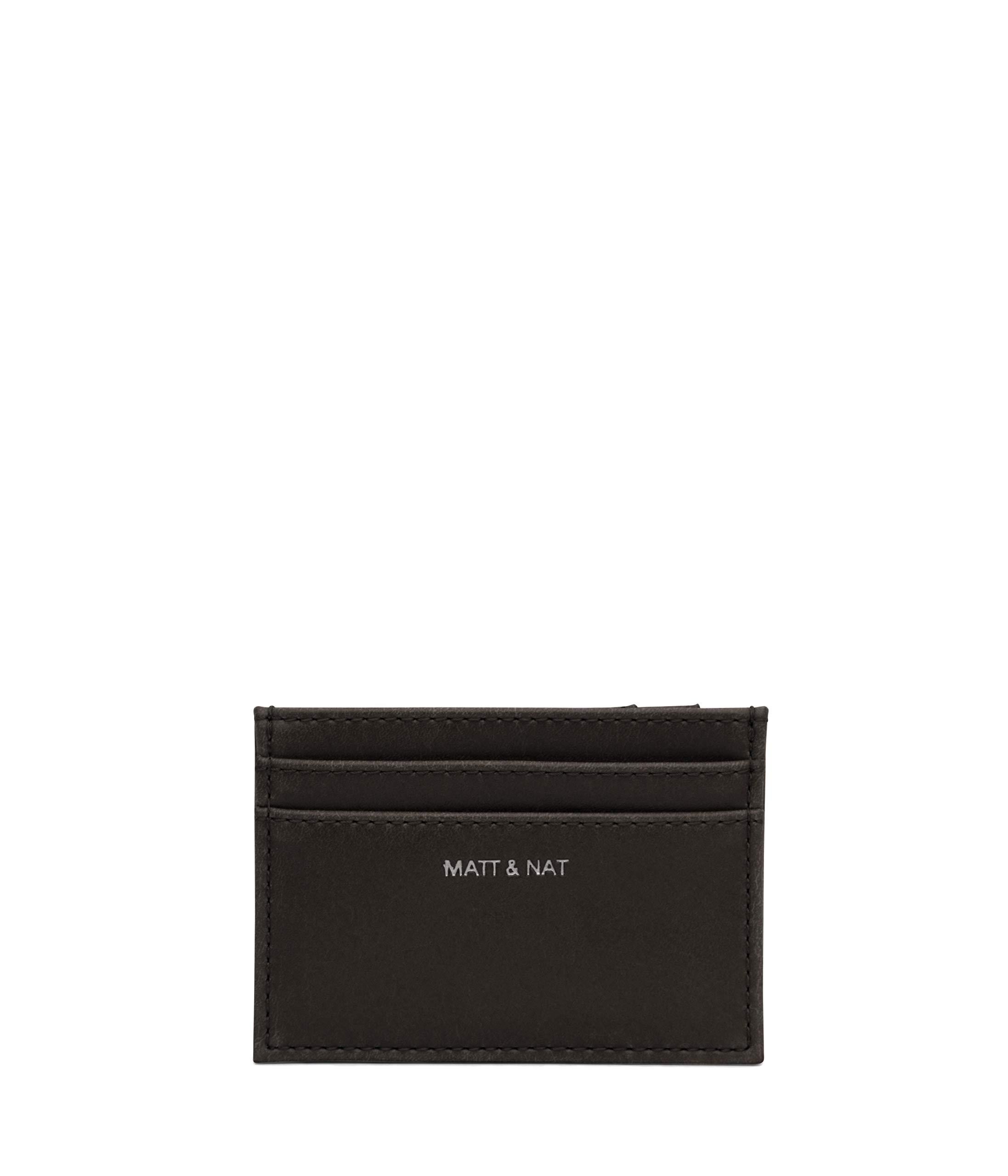 Matt & Nat Max Credit Card Holder, Black