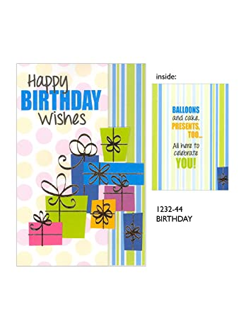 24 Bulk Birthday Cards Great For Office Business Or Home 1232