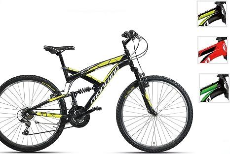 vektor montana ciclismo de bicicleta 26 crx full susp