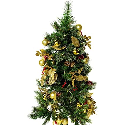 XAJGW Tabletop Christmas Tree, Artificial Christmas Tree Battery Operated  Lighted for Christmas Decorations, Home - Amazon.com: XAJGW Tabletop Christmas Tree, Artificial Christmas Tree