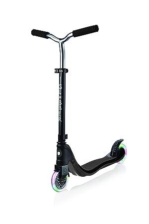Globber niños 125 del flujo de la luz hasta ruedas Scooter