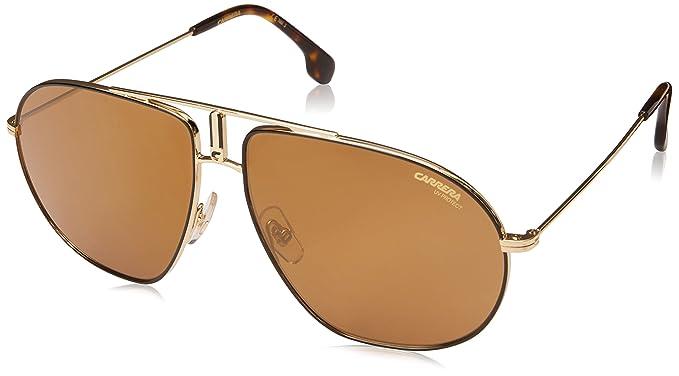 Amazon.com: anteojos de sol Carrera encuadernada/S 0rhl oro ...