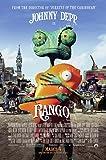 "Posters USA - Rango Movie Poster GLOSSY FINISH - MOV933 (24"" x 36"" (61cm x 91.5cm))"