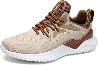 GJRRX Adulte Chaussures de Multisports Outdoor,Chaussures de Course Sports Fitness Gym athlétique Baskets Sneakers 39-46