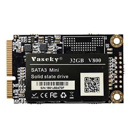 Domybest Vaseky Mini MSATA 3 - Disco Duro SSD DE 1,8 Pulgadas ...