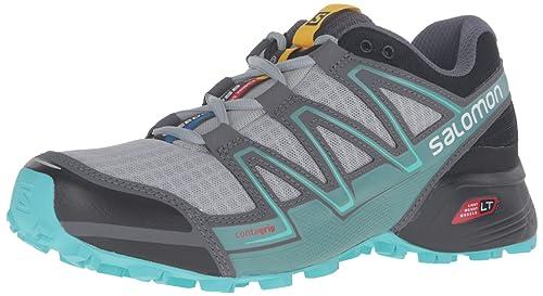 Salomon L38310700, Zapatillas de Trail Running para Mujer: Amazon.es: Zapatos y complementos