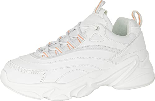 Zapatillas Deportivas de Mujer Blancas Plataforma Talla 40 ...