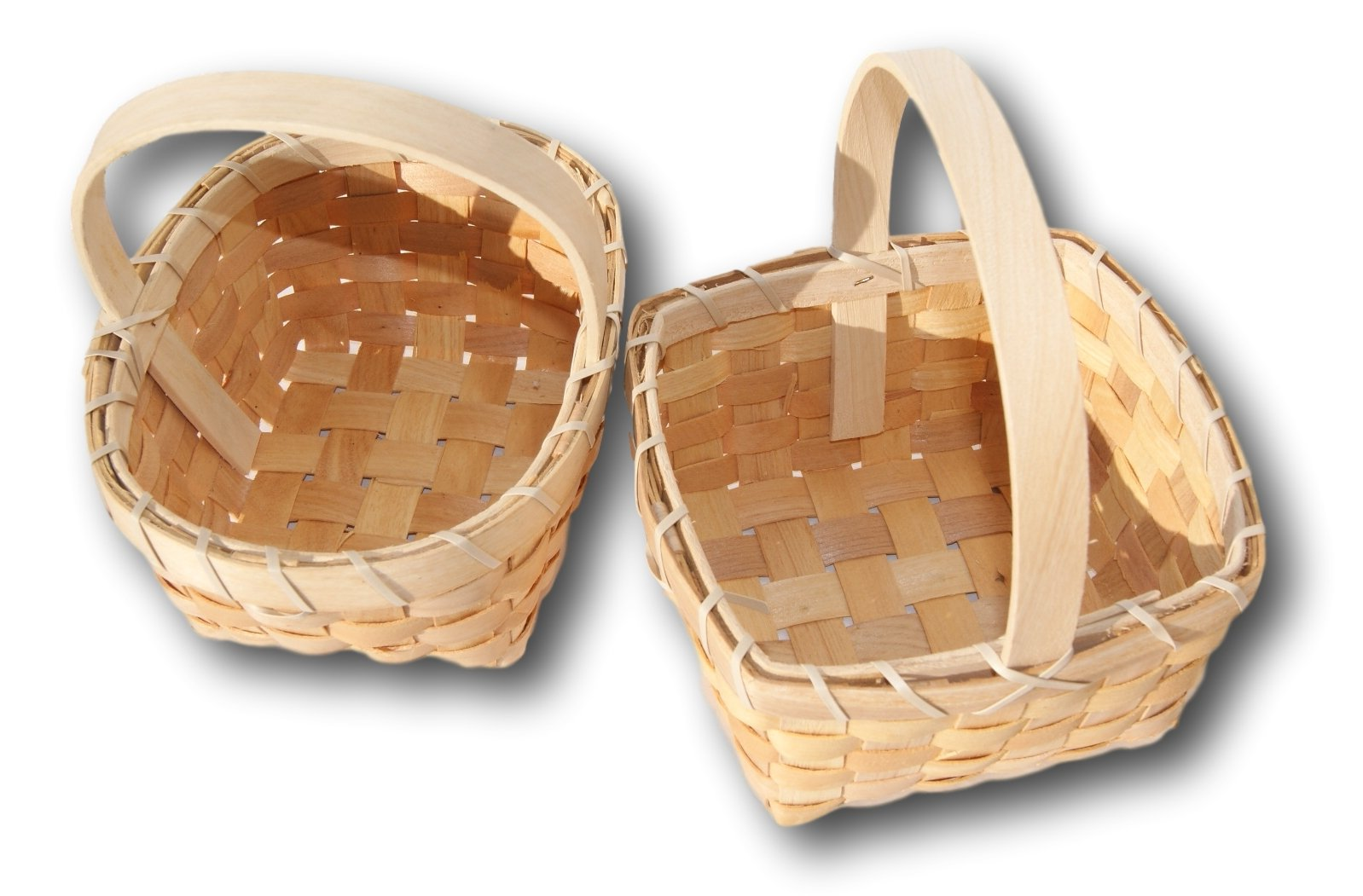 Small Woodchip Country Basket - Set of 6 Styles by Berrygood (Image #2)