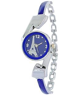 NUBELA Analog Dial Women's Watch-Mika Blue