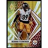 2020 Panini Phoenix Fire Burst #3 Minkah Fitzpatrick Pittsburgh Steelers (Silver Prizm Refractor) NFL Football Card NM…