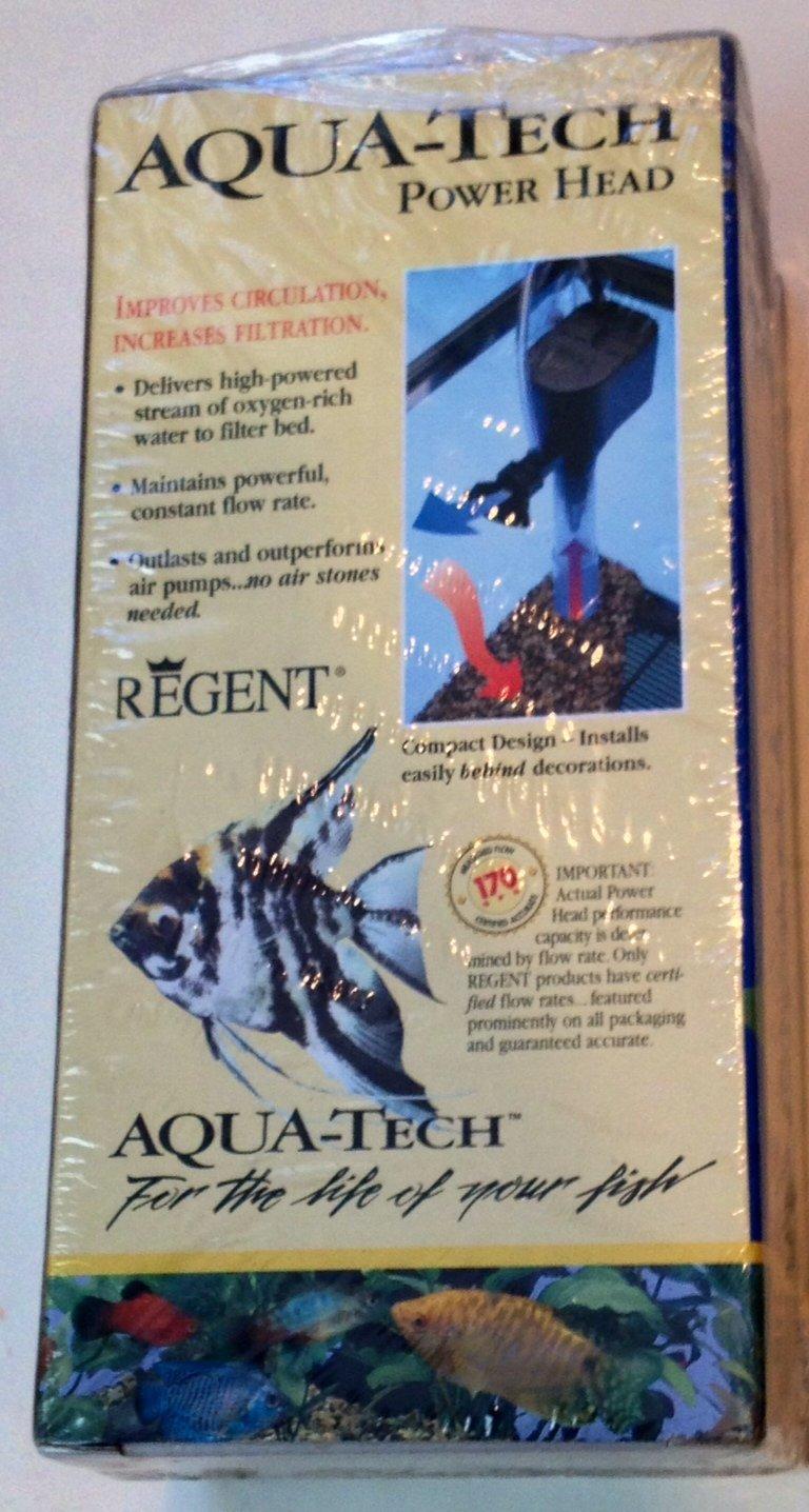 Amazon.com : Aqua-Tech Power Head 170 GPH : Other Products : Pet Supplies