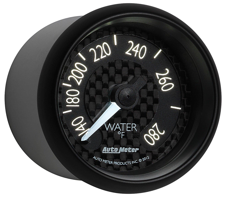 Auto Meter 8031 GT Series Mechanical Water Temperature Gauge by Auto Meter (Image #5)