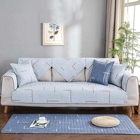 Amazon.com: SANDM - Funda para sofá de cuatro estaciones de ...