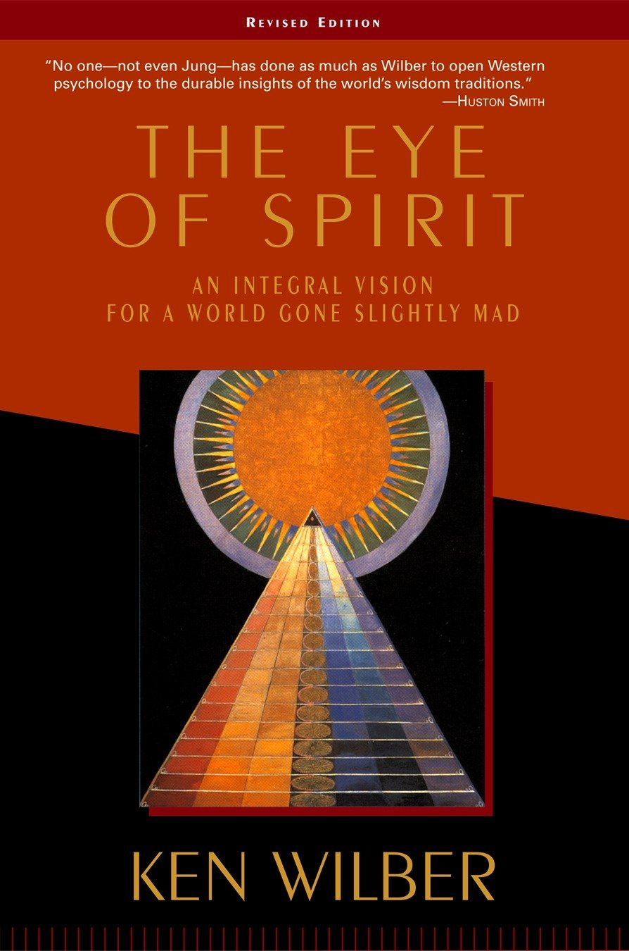 The Eye of Spirit: An Integral Vision for a World Gone Slightly Mad ebook