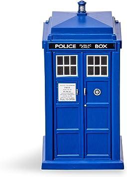 DOCTOR WHO - Cabina de policía (Character Options): Amazon.es: Juguetes y juegos