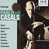 The Great Cello Player Pablo Casals plays: Bach, Beethoven, Mozart, Brahms, Schumann, amo!