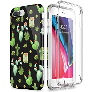coque iphone 8 plus cactus
