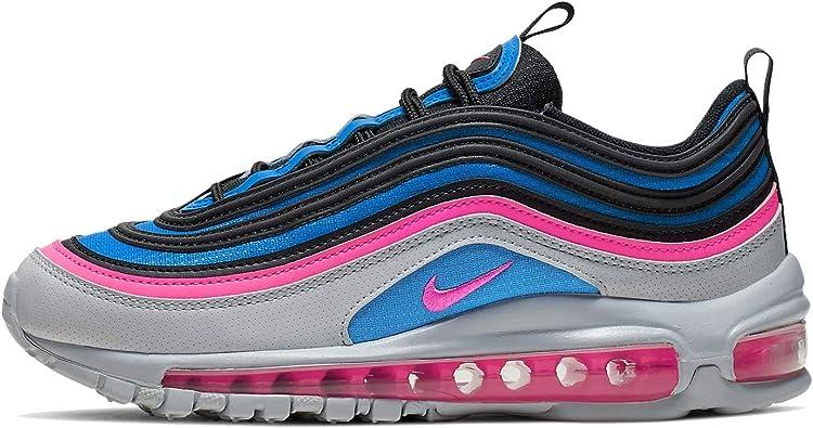 Kinder nike Weiß pink Air Max 97 Sneaker