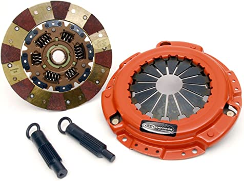 Clutch Pressure Plate and Disc Set Centerforce DF641101 Dual Friction