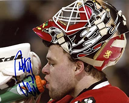 Andrew Shaw Signed Autographed Blackhawks 2013 Stanley Cup Fight 11x14 Photo TRISTAR COA