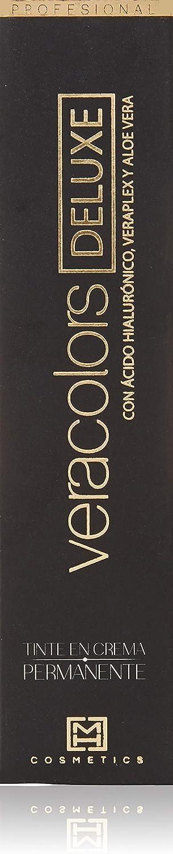 MH Cosmetics VeraColors Deluxe Tinte Capilar Premium Vegano 7 ...
