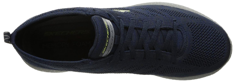 Skechers Men's Burst Navy Sneakers 11 UKIndia (46 EU) (12
