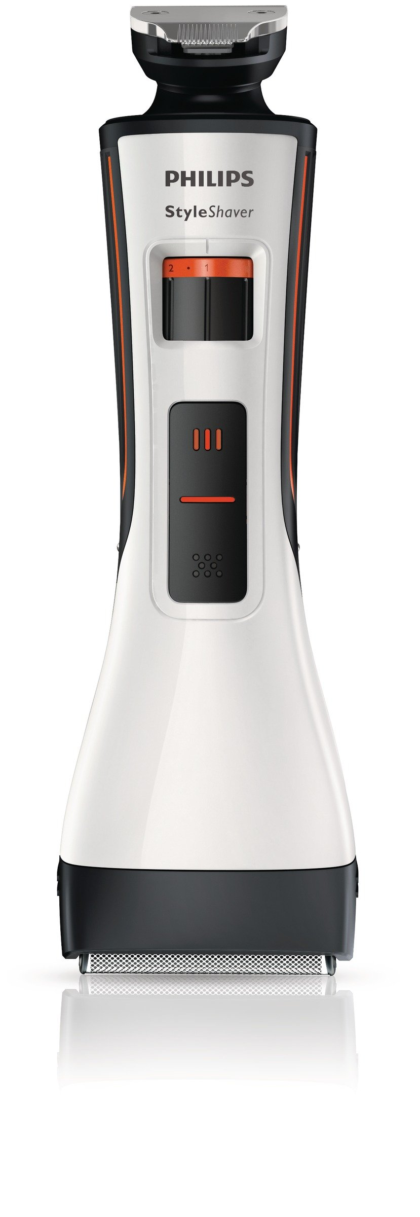Philips QS6141/33 Style Shaver Waterproof Shaver & Styler with AquaTec Wet & Dry.