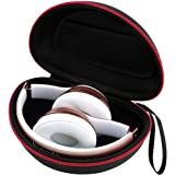 Headphone Case for Beats Solo3 / Beats Solo2 On-Ear Bluetooth Headphones - Black