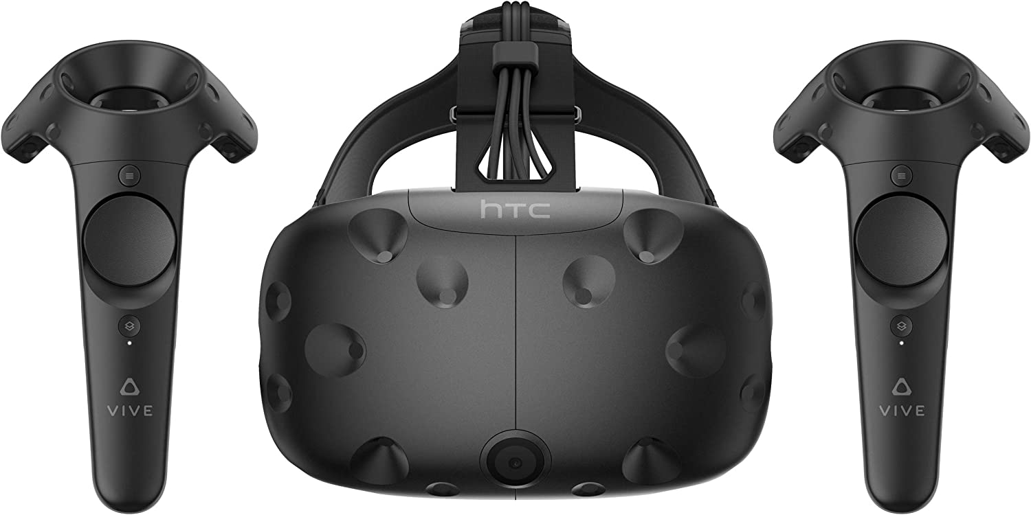 Image result for htc vive virtual reality system