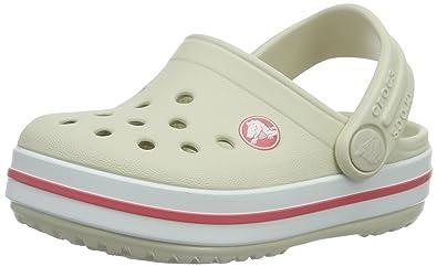 6cdaaa763a1778 crocs Unisex-Kinder Crocbandclogk Clogs  Amazon.de  Schuhe   Handtaschen