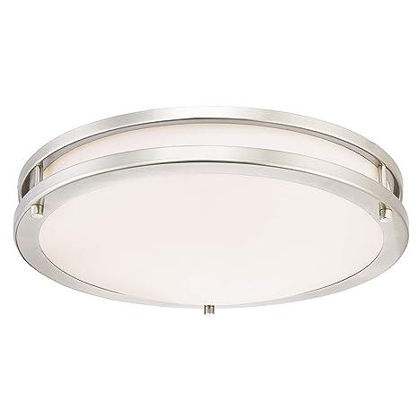 Westinghouse 64012 Lámpara de Techo de 40 cm para Interiores ...