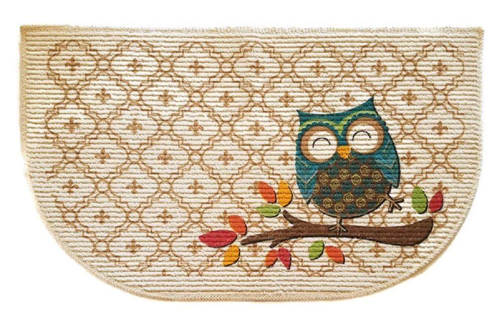 Amazon.com: Mainstays Slice Kitchen Rug, Owl Trellis, 18 X 30 Inches (1):  Kitchen U0026 Dining