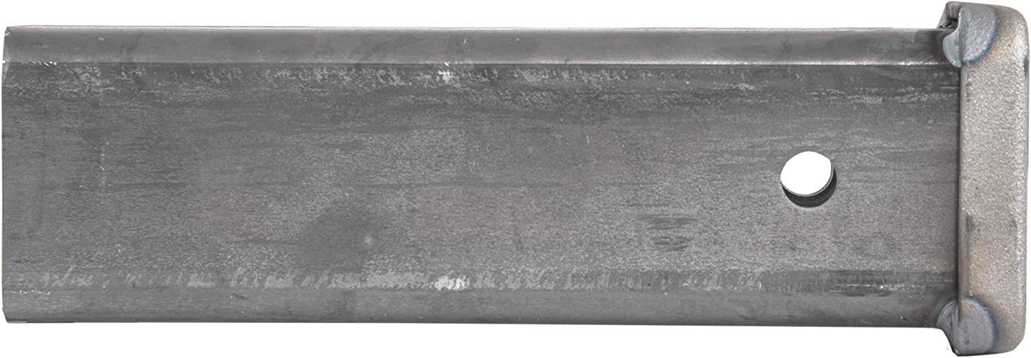 12 Inch Shank Buyers Products RT305812 3 Inch Plain Receiver Tube