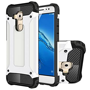 HICASER Huawei Nova Plus Funda, Híbrida Case [Heavy Duty] Rugged Armor Cover, Dual Layer Shock Resistant Carcasa para Huawei Nova Plus / G9 ...