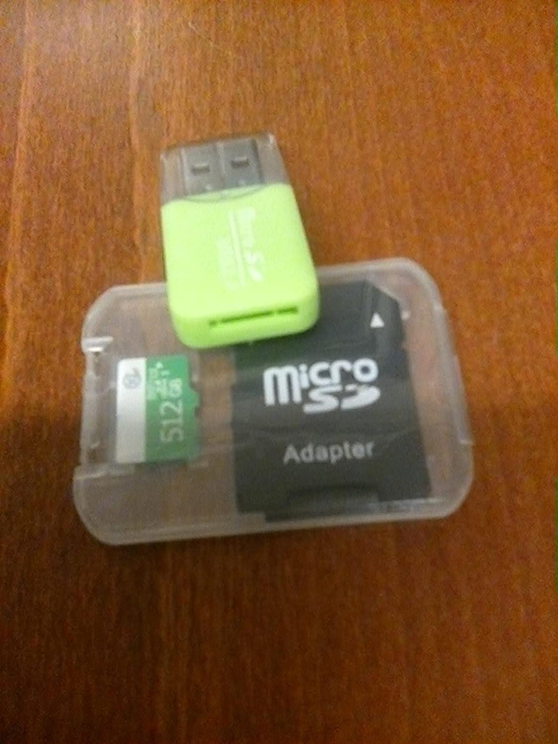 Blue Wave Sd Card 512 Gb Computers Accessories Reader Otg Micro With And Qualitas Super