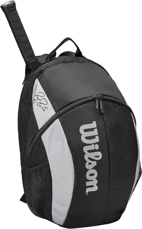Wilson Bolsa para Raquetas de Tenis, Fed Team