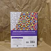 Creative Haven Mandala Techellations Coloring Book Adult