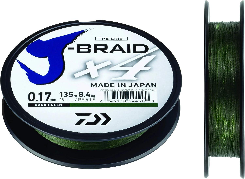 Daiwa J-Braid X4e Schnur