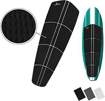 Ultimate Grip with Stickiest 3mm Own The Wave 12pc Customizable Traction Pads