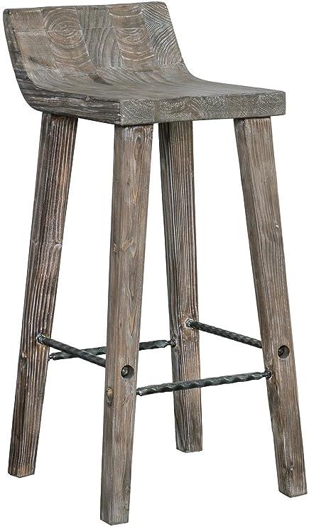 Super Amazon Com The Gray Barn Gold Creek Natural Wood Counter Uwap Interior Chair Design Uwaporg