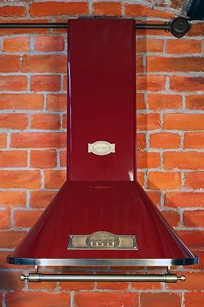 Exklusive – Campana extractora 90 cm de Kaiser/pared Modelo Serie Empire/Novedad del fabricante Luxus Kaiser/