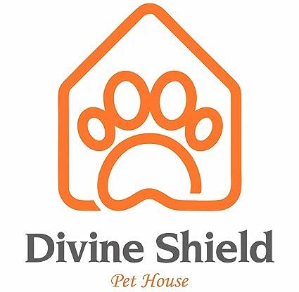 Divine Shield: caseta para perro, gato con forma de fresa ...