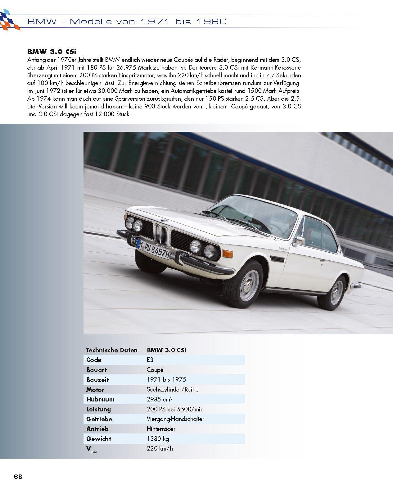 BMW schönsten Modelle 100 Jahre Design und Technik Amazon