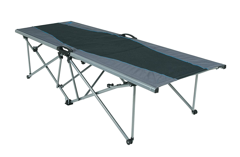 Bo-Camp Deluxe Bett von Camp faltbar schwarz