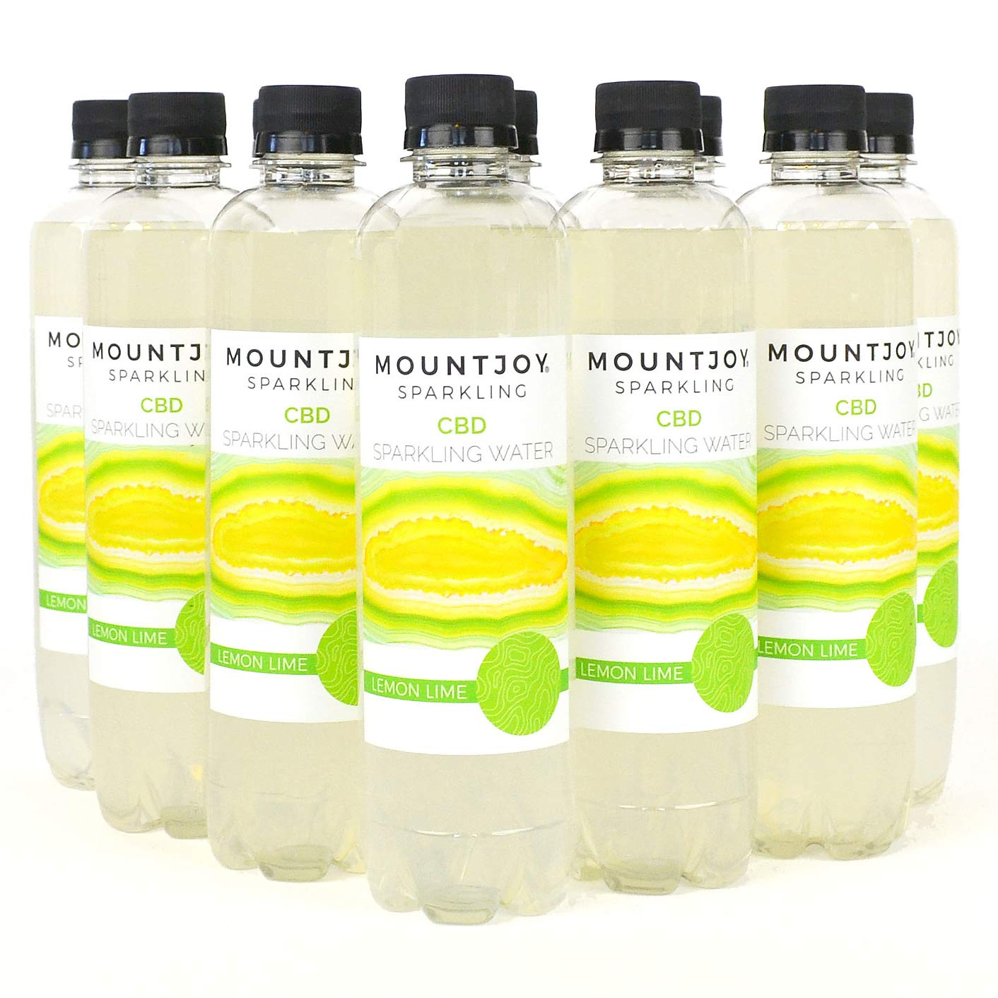Mountjoy Sparkling CEE-BEE-DEE Lemon Lime (12)