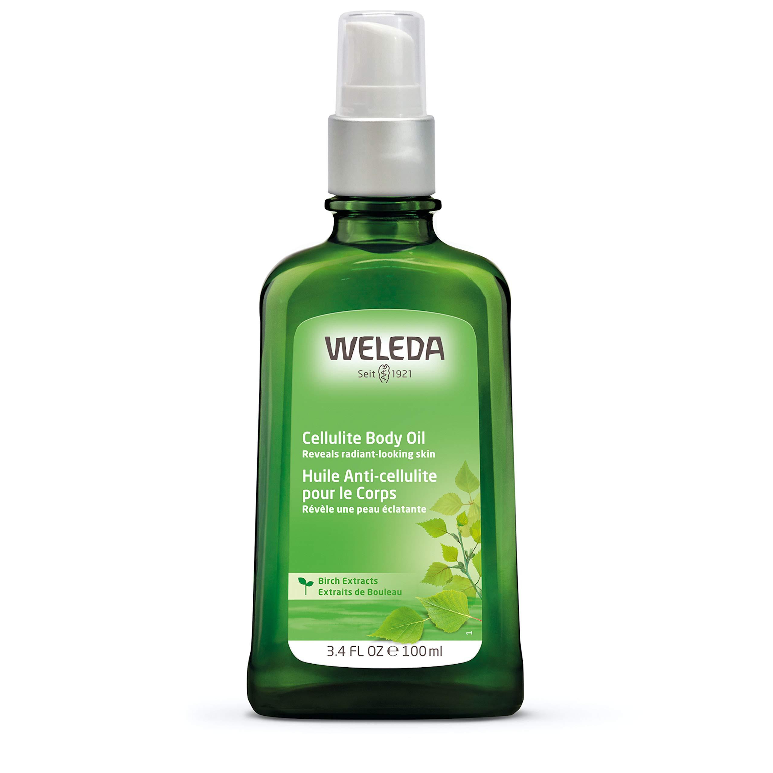 Weleda Cellulite Body Oil, 3.4 Fl Oz