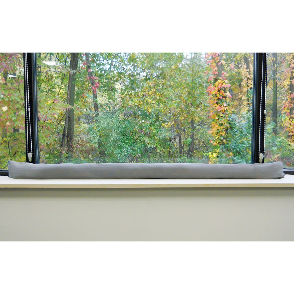 Window Condensation Moisture Absorber Water Snake -Water Barrier & Draft Stopper (Extra Large)
